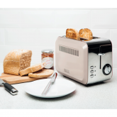 Haden Cotswold Toaster - Putty