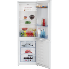 Beko CCFM3571W Fridge Freezer, Free-Standing