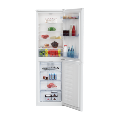 Beko CCFM3582W Fridge Freezer, Free-Standing