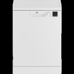 Beko DVN05C20W Dishwasher, Full Size