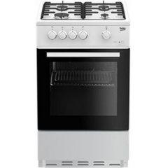 Beko ESG50W 50cm Single Oven Gas Cooker