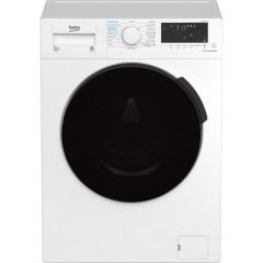 Beko WDB7426S1CW Washer Dryer