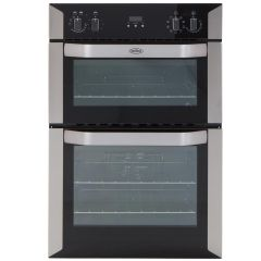 Belling BI90MF Built In Double Oven