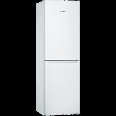 Bosch KGN34NWEAG Fridge Freezer, Freestanding