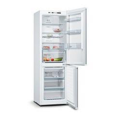 Bosch KGN36VWEAG Fridge Freezer, Freestanding