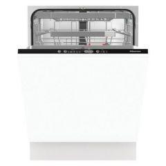 Hisense HV671C60UK Dishwasher, Full Size, Built-in