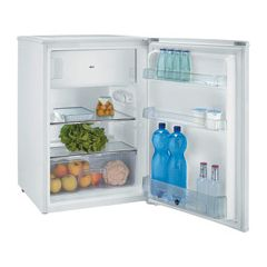 Hoover HFOE54W Fridge With Ice Box