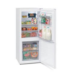 Montpellier MS136W 136Cm Fridge Freezer