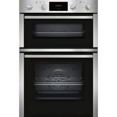 Neff U1DCC1BN0B BI Oven, Double