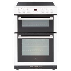 New World NW601EDOM 60 Cm Double Oven Cooker