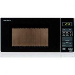 Sharp R272WM Compact Microwave
