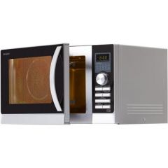 Sharp R843SLM Microwave Combination Oven
