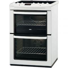 Zanussi ZCV663MWC Zcv663mwc 60Cm Double Oven Cooker